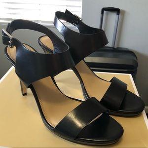 MICHAEL Michael Kors Claudia Mid Heel Sandals